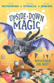 Image result for upside-down magic weather or not